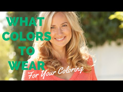 What Colors Look Best on You