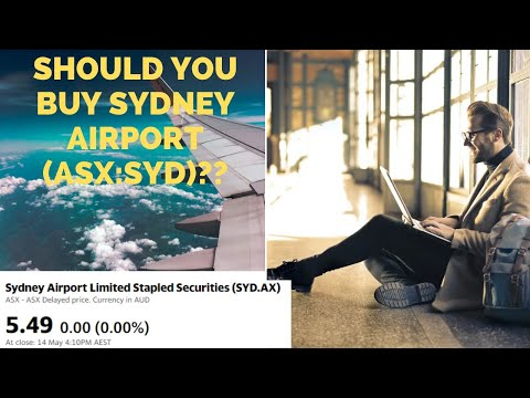 SHOULD YOU BUY SYDNEY AIRPORT LIMITED (ASX:SYD)???