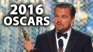 2016 Oscars - Full Show Recap & Highlights