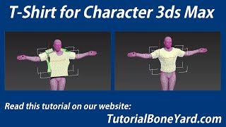 3ds Max Clothes Tutorial