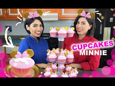 Cupcakes | Minnie Mouse🎀en VIVO