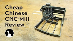 Review: Cheap CNC Mill