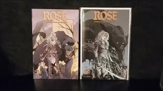 Rose Comic Book Review 1-5 by Image Comics