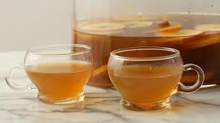 Warm Cider and Rum Punch - Martha Stewart