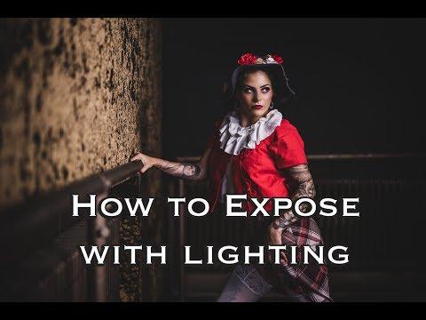 How To Expose in Light and Dark Photography Environments- Jason Lanier- Rotolight Aeos & Canon EOS R