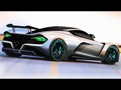 Hennessey Venom F5 – Probably the fastest supercar! 2016