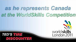 Ted's Tire Discounter - World Skills London 2011