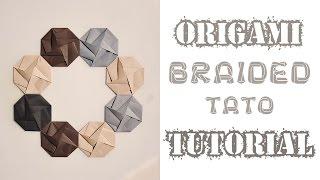 Origami Braided Tato Tutorial