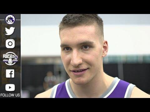 NBA 2017 Media Day: Bogdan Bogdanovic is physically ready
