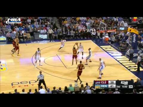 Cleveland Cavaliers vs Denver Nuggets   Full Game Highlights   March 22, 2017   2016 17 NBA Season