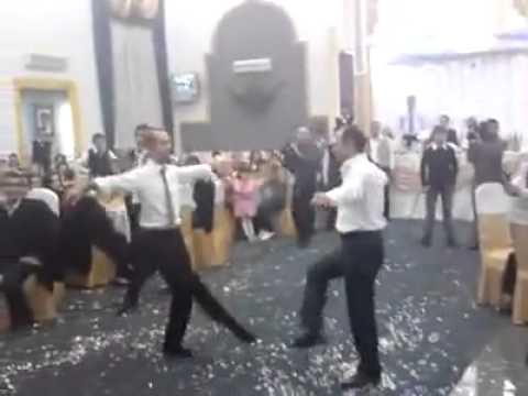 Azari Dance - Azerbaijan Men Dancing - Beautiful - رقص آذری