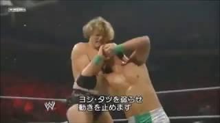 【WWE】ヨシタツ VS ウィリアム・リーガル 2009/11/24【ECW】