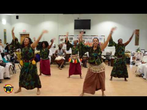 Bruk Out TV 📺 | African Dancing - Delou Africa