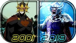 EVOLUTION of OCEAN MASTER / King Orm in Movies Cartoons TV (2001-2019)  Aquaman ocean master scene