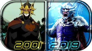 EVOLUTION of OCEAN MASTER / King Orm in Movies Cartoons TV (2001-2019) 🙉 Aquaman ocean master scene