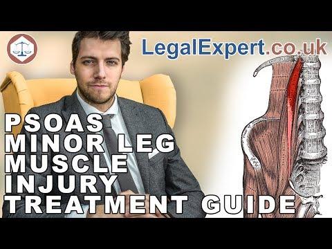 Psoas Minor Leg Muscle Injury Treatment Guide ( 2019 ) UK
