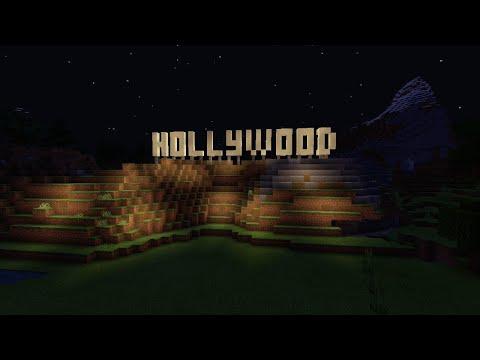 Голливуд в Майнкрафте