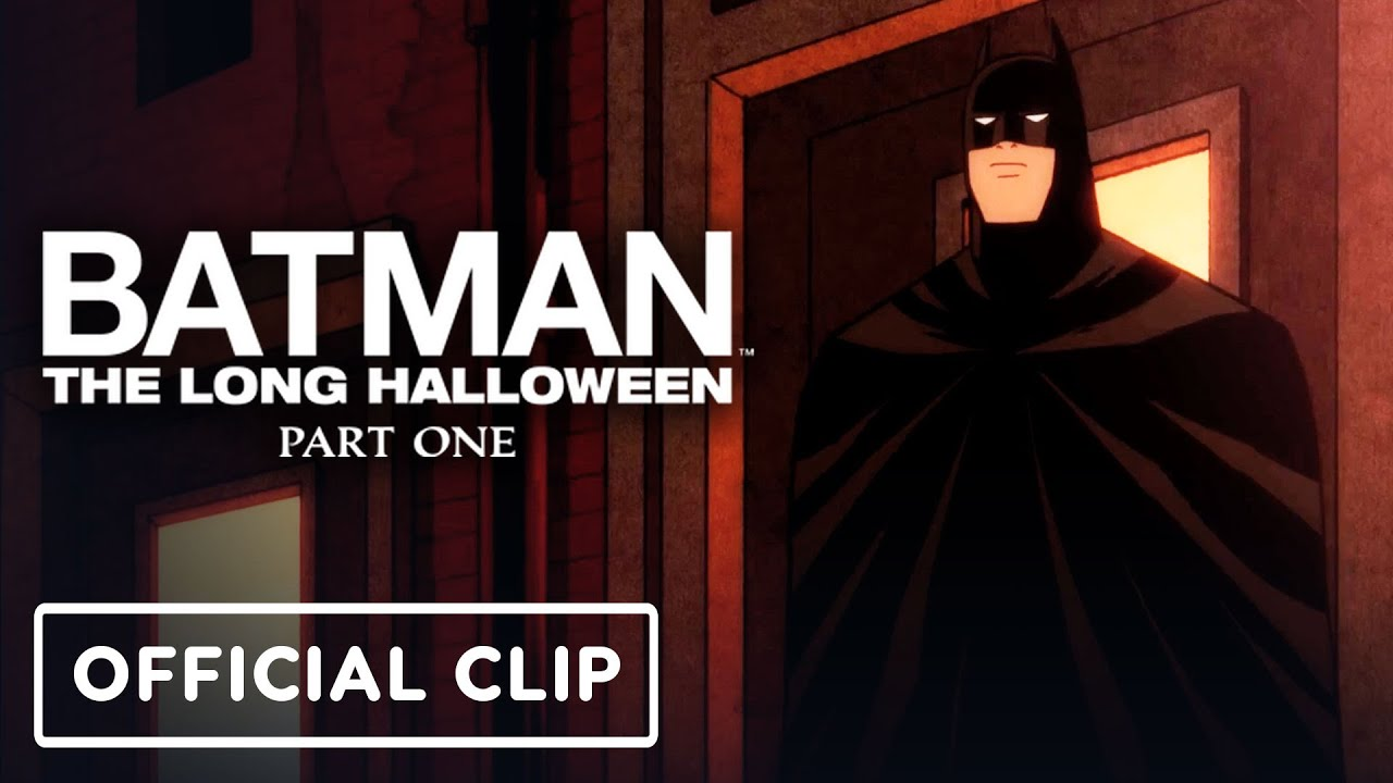 Download Batman: The Long Halloween, Part One - Official Exclusive Clip (2021) Jensen Ackles