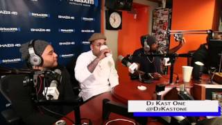 Kevin Gates On Shade 45, Sirius Xm w/The Heavy Hitters