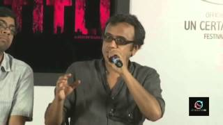 Actor Rajkumar Rao with director Hansal Mehta & Producer Mahesh Bhatt Interview