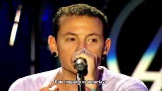 Linkin Park - Leave Out All The Rest   (Legendado)