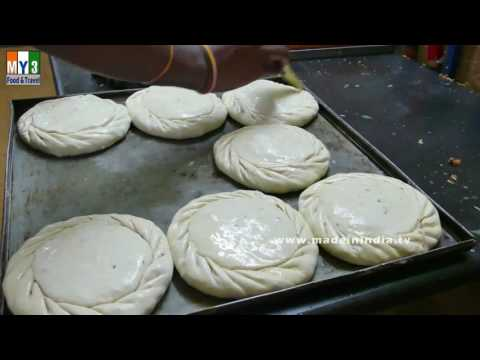 Making of Dilpasand | Famous Indian Bakery Food | BAKERY FOODS IN INDIA | STREET FOODS IN INDIA