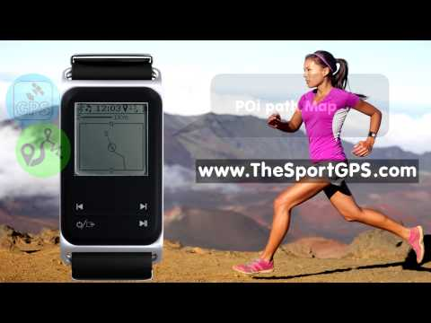 How it works : GPS sport watch MP3 music player by theSportGPS.com