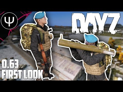 DayZ Standalone — 0.63 Beta Singleplayer Install Guide and First Look (RPG, M249 and More)!