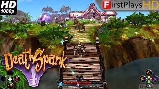 DeathSpank - PC Gameplay 1080p