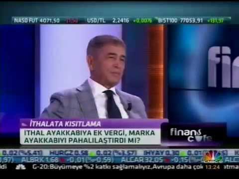 Eren Holding Yönetim Kurulu Başkanı Ahmet Eren / CNBC-E / 24 Eylül 2014