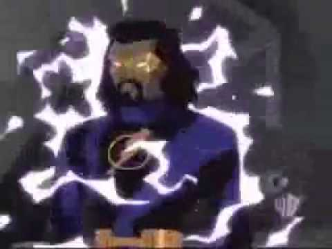 "Static Shock - Future Static In ""Future Shock"""