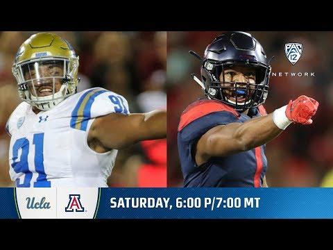 UCLA-Arizona football game preview