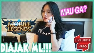 Gara-Gara Mobile Legend, Diajak ML Sama Pacar