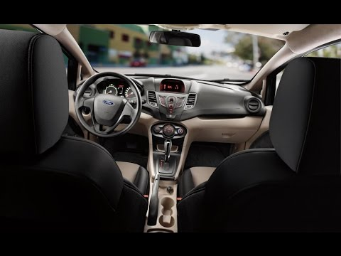 Ford Mondeo 2015 Interior >> FORD FIESTA INTERIOR 2016 - New cars 2016 - YouTube