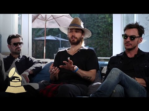30 Seconds To Mars On First Starting Out In Music Industry   GRAMMYs