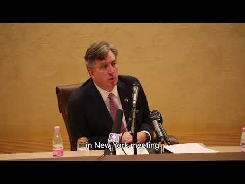 2 - Ambassador Desrocher Focuses on History and Future of U.S.-Algeria Relations