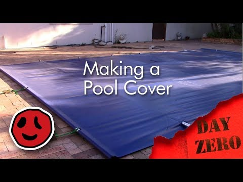 Inspirational Homemade Pool solar Cover Reel