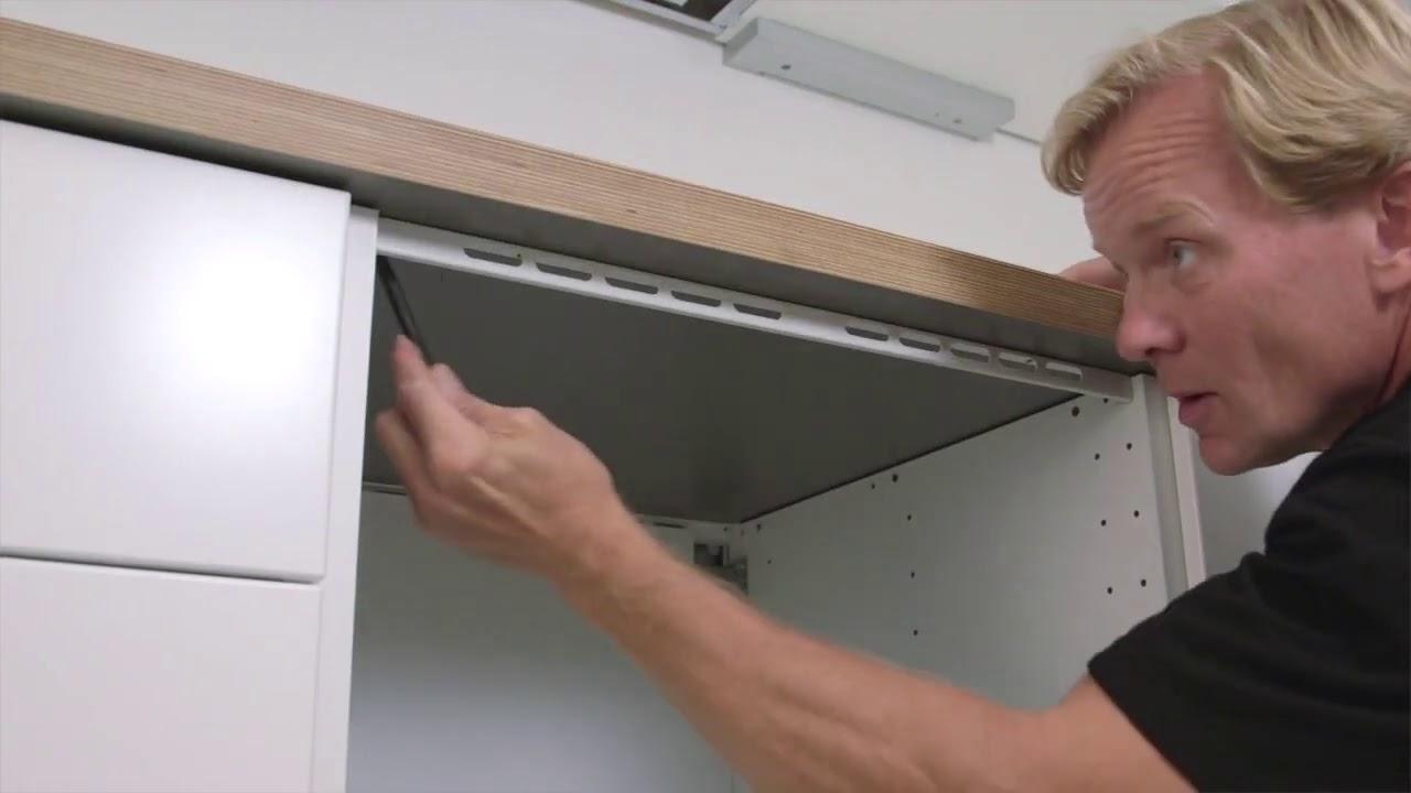 Ikea Metod Kitchen Installation 5 7 Installing Appliances Hob And Sink Ikea Australia Youtube