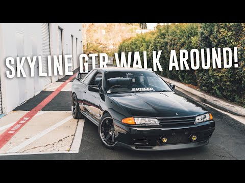 EVERYTHING You Need to Know About my R32 Skyline GTR