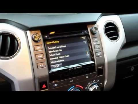 Toyota Tundra Interior Features Review