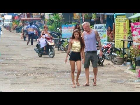 Pattaya in the daytime - the low season