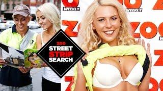ZOO Street Strip Search - Smoking Hot Tradie, Sandra-Lee, 32