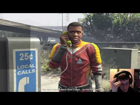 VOD Let's Play GTA 5 Partie 10