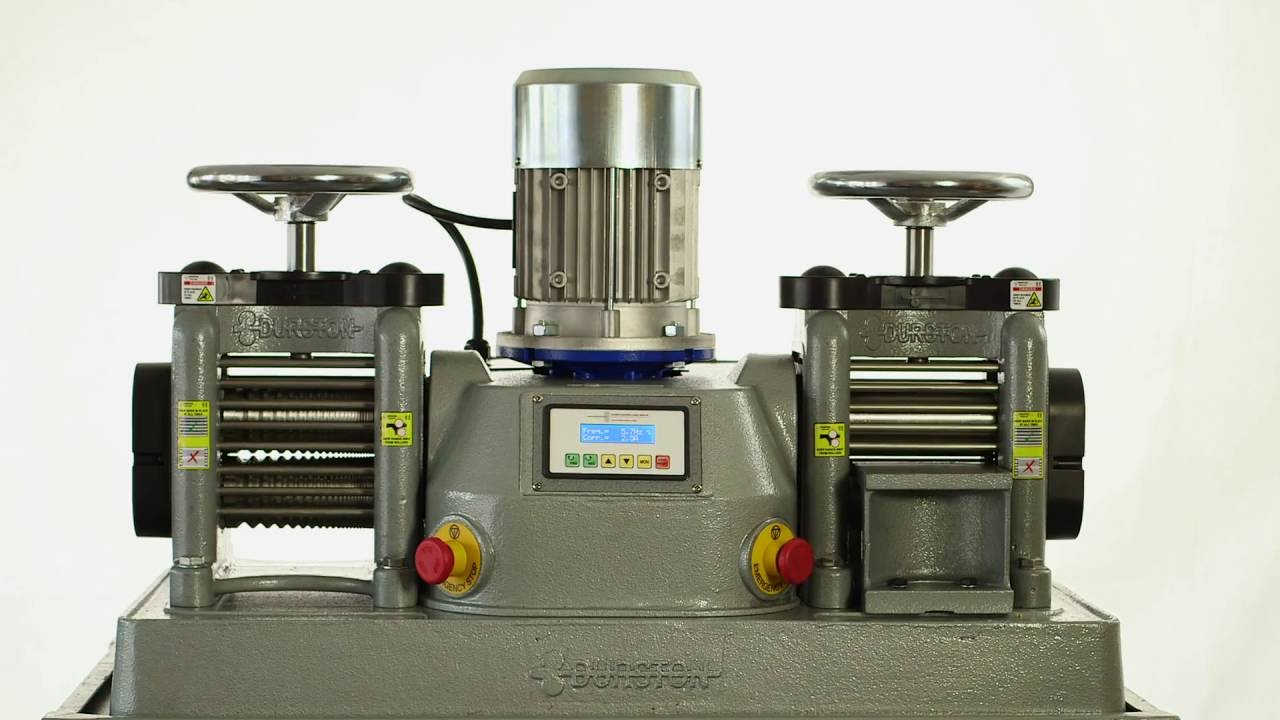 DRM 130 Double-Sided Power Mill - Product Introduction - Durston