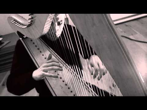 In Memo  - Celtic Harp Cover  by FlybyNo