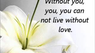 140 ударов в минуту Без тебя Without You