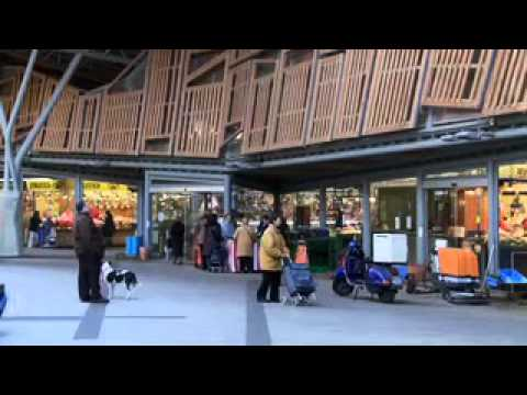 ASCER Arquitectura y Cerámica - Mercado de Santa Caterina
