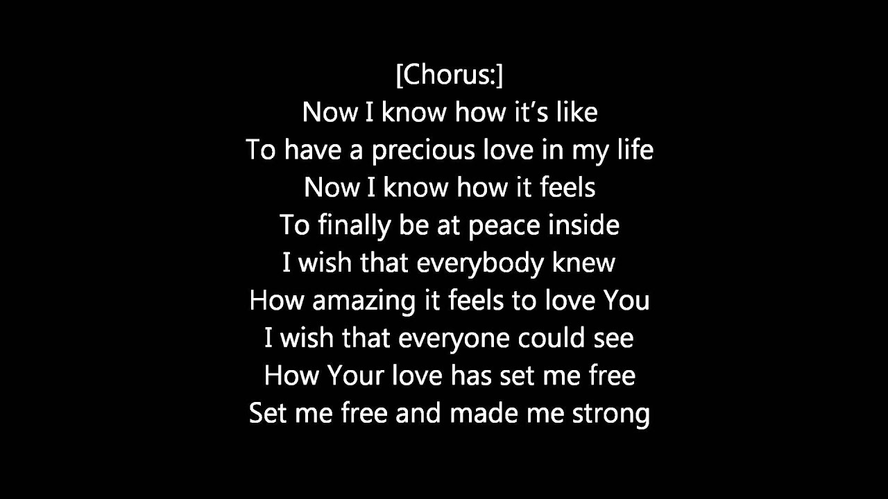 maher zain i love you so lyrics youtube