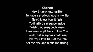 Maher Zain I love you so Lyrics
