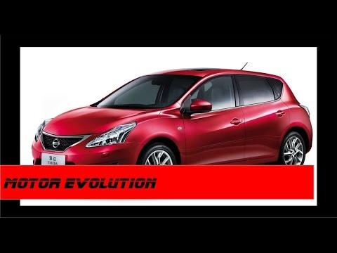 TIIDA PARA MÉXICO EN EL 2017 | Motor Evolution